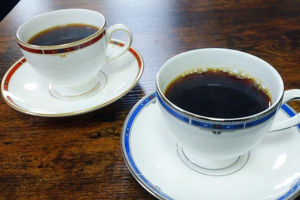 今朝の1杯<ウエッジウッド>で飲む珈琲1月16日